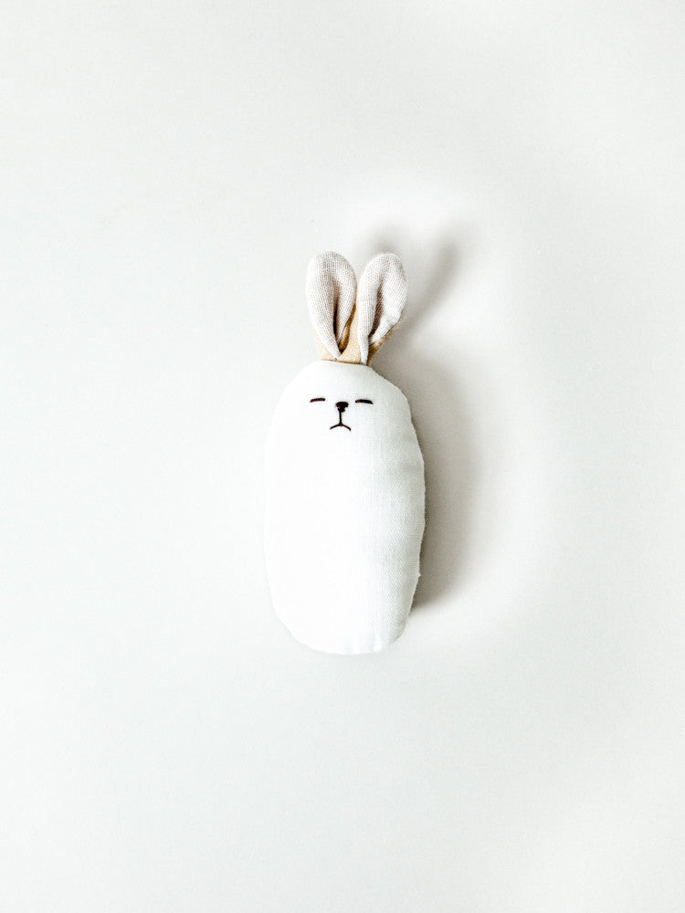 Mini Plush Toy - Rabbit