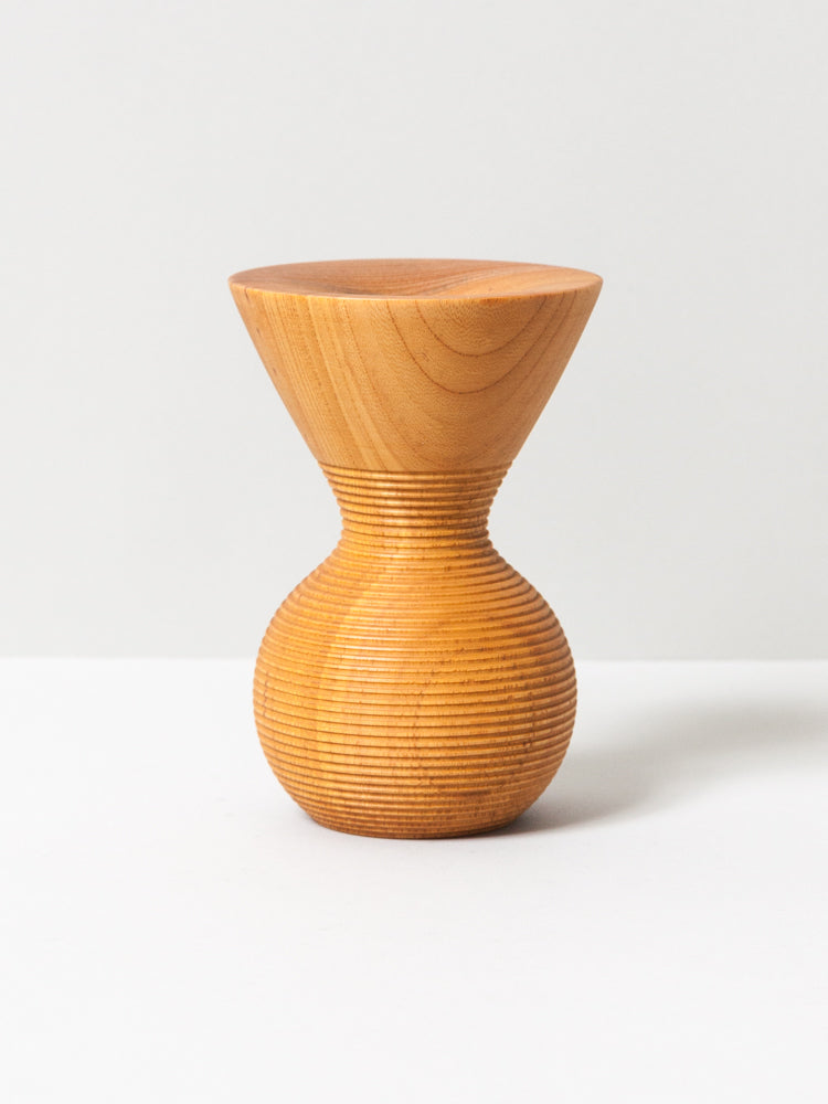 Musubi Vase - Hi (Natural)