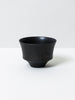 Tsumugi Wooden Bowl - Koma, Black