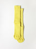 Extra Stretch Socks, Citron