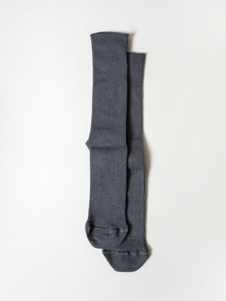 Extra Stretch Socks, Grey
