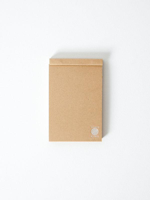 Kizara Wood Sheet Memo Pad - Medium