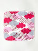Haikara Little Handkerchief, Pink Cloud