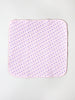 Haikara Little Handkerchief Pattern, Sudare Pink