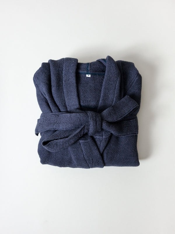 Lana Bathrobe, Navy