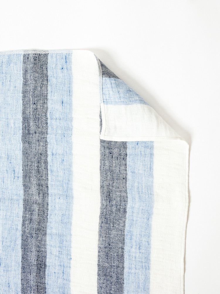 Linen50 Kitchen Towel, Navy
