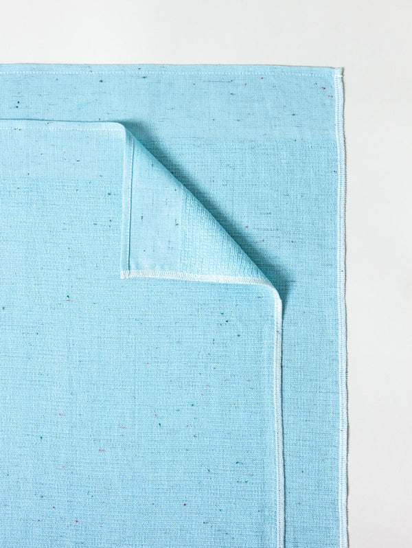 Moku Light Towel, Aqua