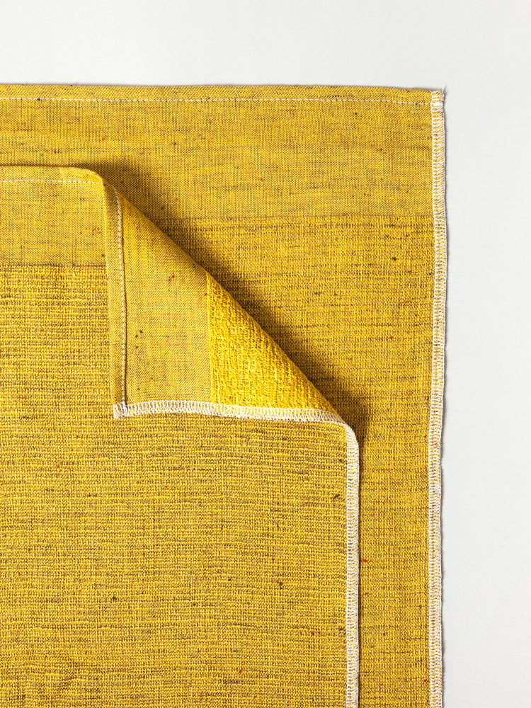 Moku Light Towel, Mustard