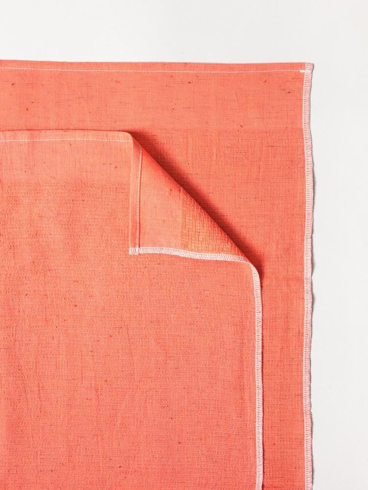 Moku Light Towel, Persimmon