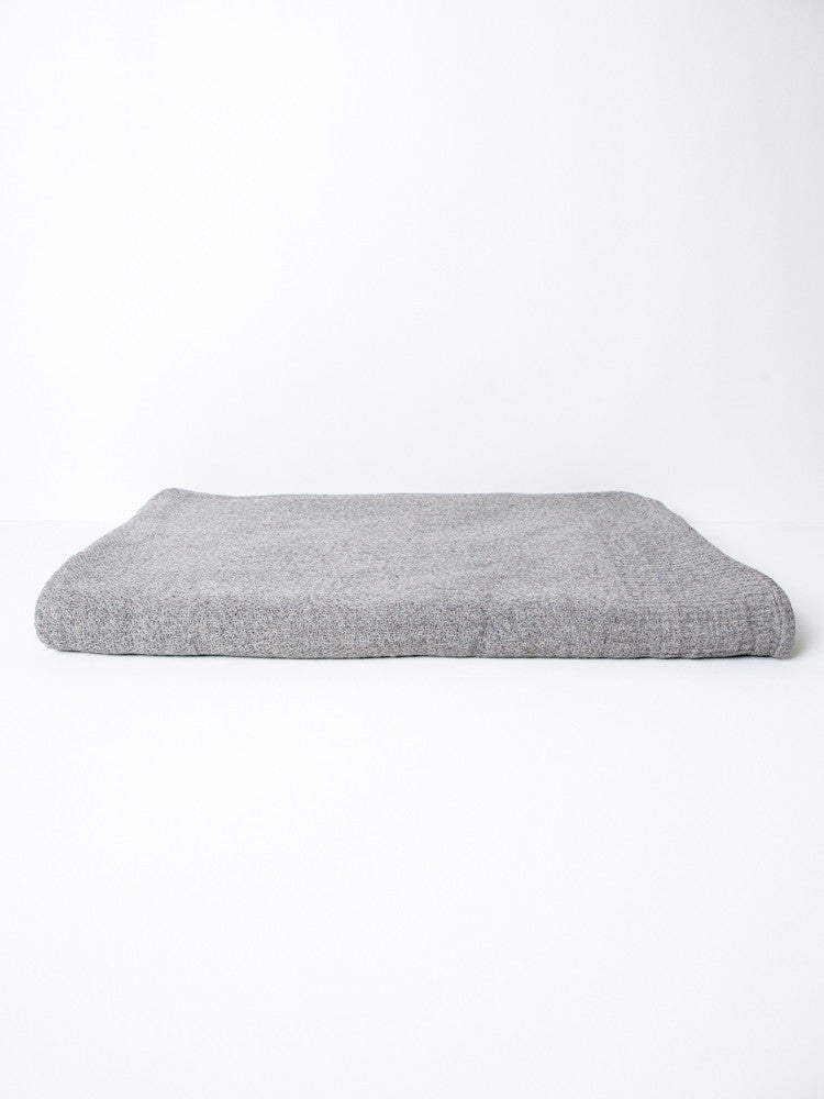 Lana Blanket, Grey
