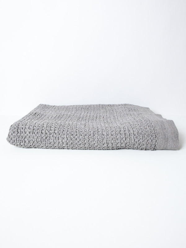 Lattice Blanket, Grey