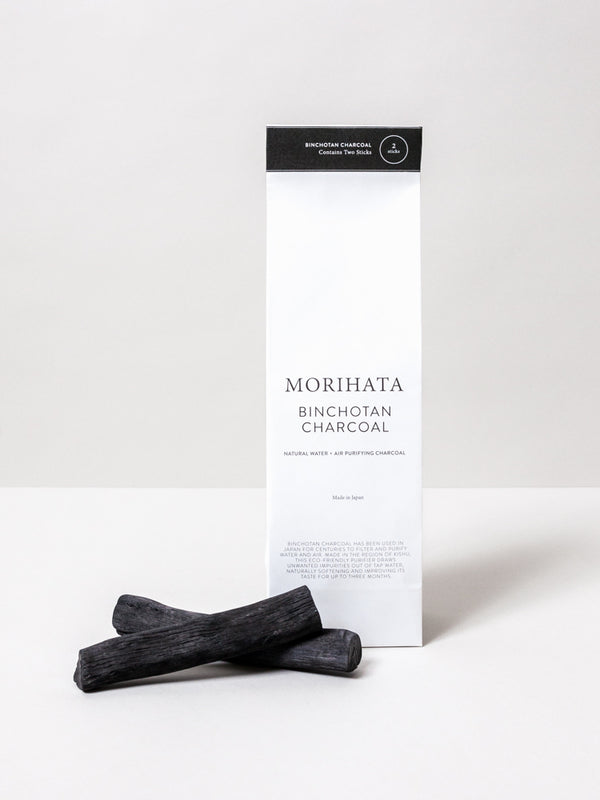 Morihata Binchotan Charcoal, 2 Sticks