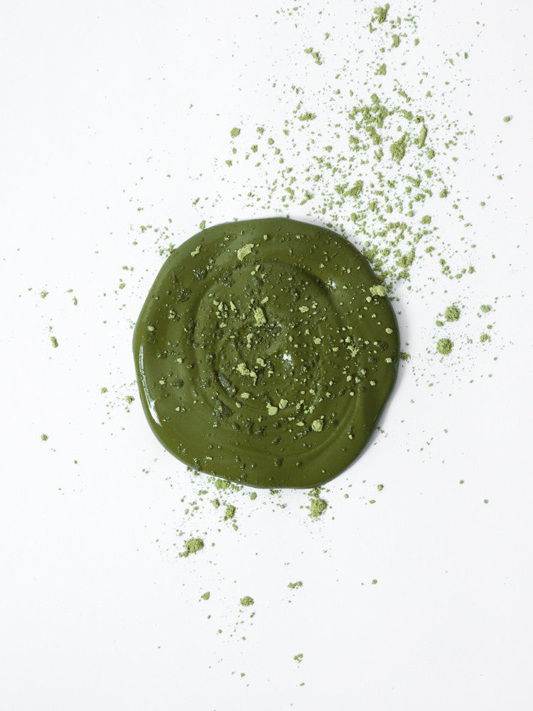 Green Tea Sencha Cooking Paste