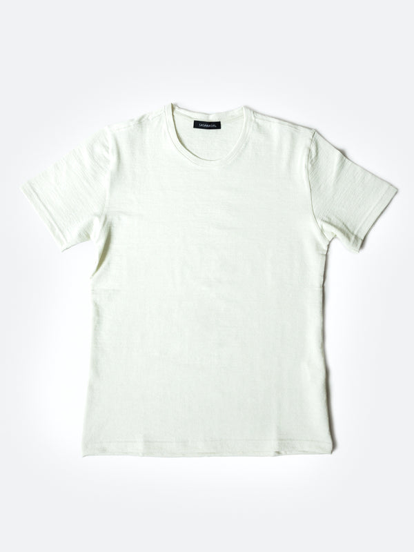 Sasawashi T-Shirt - Off White