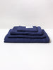 2.5-Ply Gauze Towel, Navy