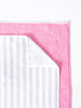 Square Towel, Pink