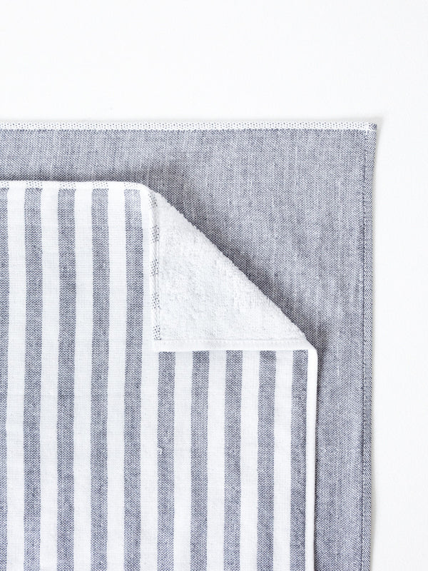 Square Towel, Dark Grey