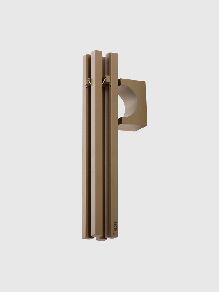 Timbre BO Door Chime, Light Brown