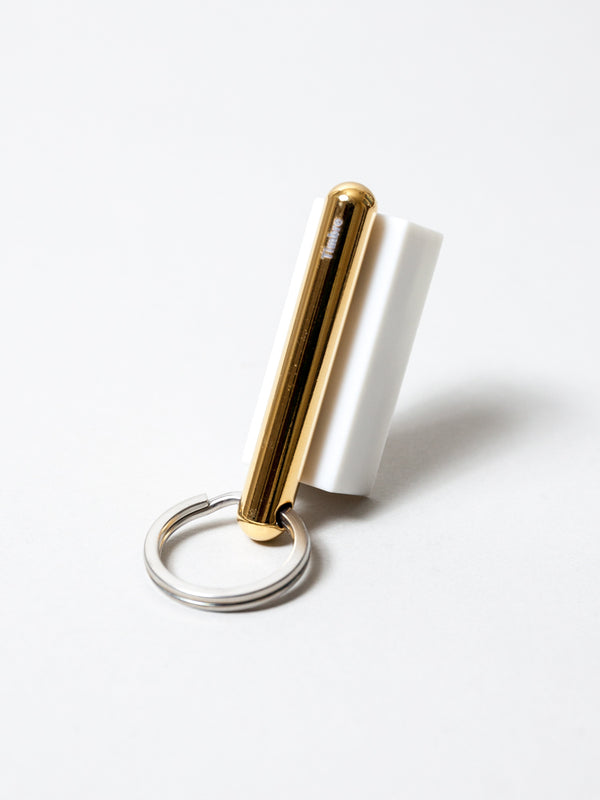 Timbre MARUBO Key Holder, Gold