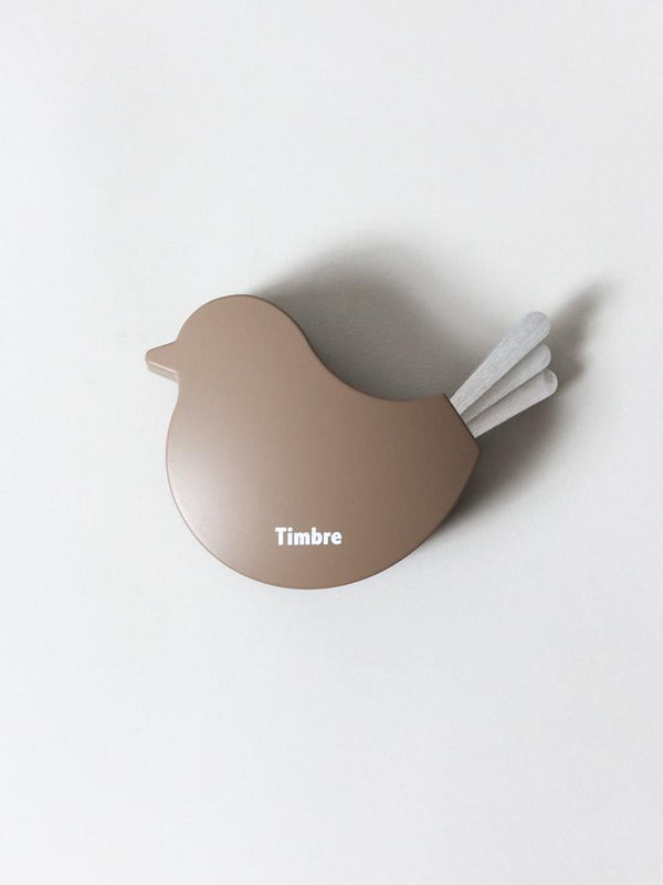 Timbre TORI Door Chime, Light Brown