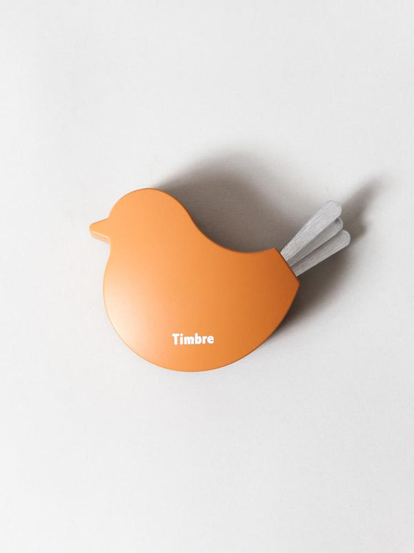 Timbre TORI Door Chime, Pale Orange