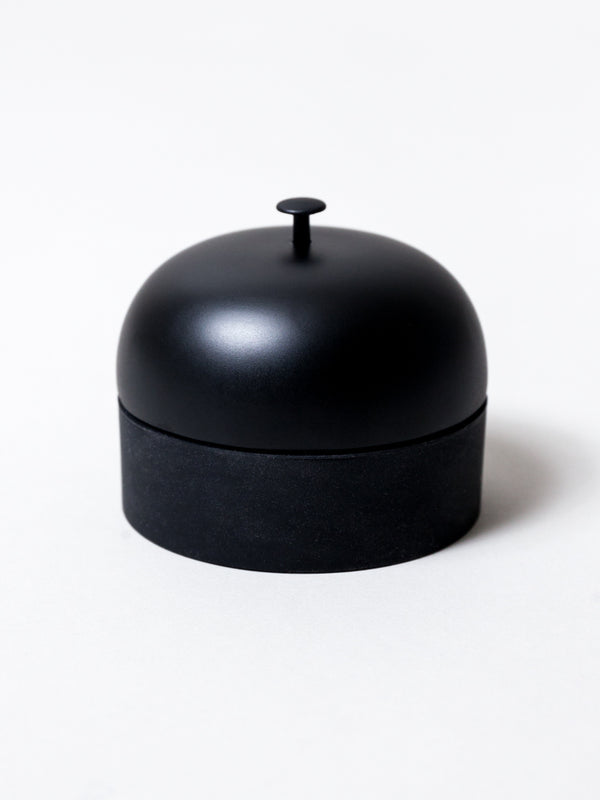 Timbre Table Bell, Black