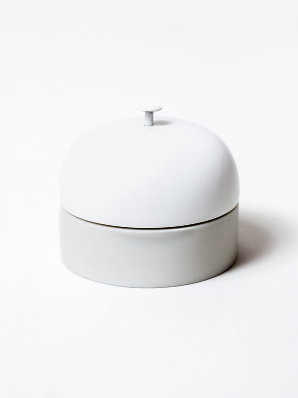 Timbre Table Bell, White