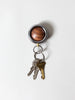 Timbre WAKKA Key Holder, Chrome/Walnut