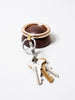 Timbre WAKKA Key Holder, Pink Gold/Walnut