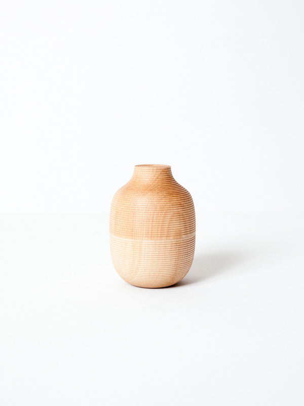 Karmi Tea Canister, Toku - Natural