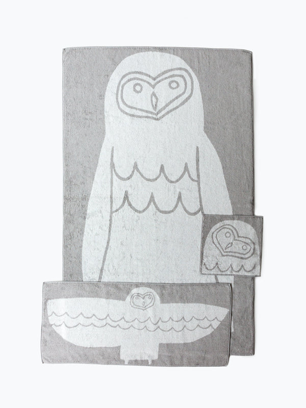 Animal Towel, Owl