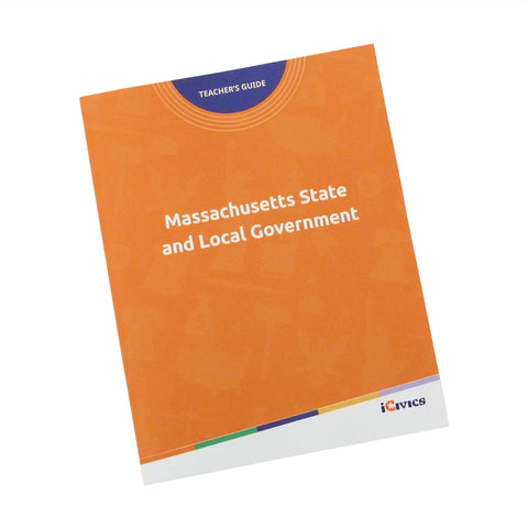 Massachusetts State and Local Government Teacher's Guide