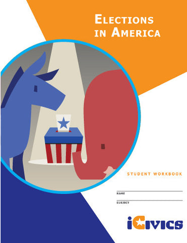 Elections in America Student Workbook