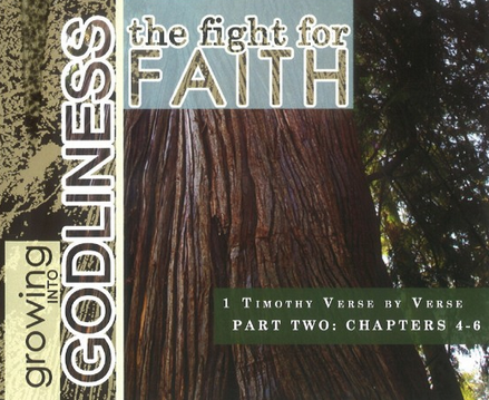 The Fight for Faith
