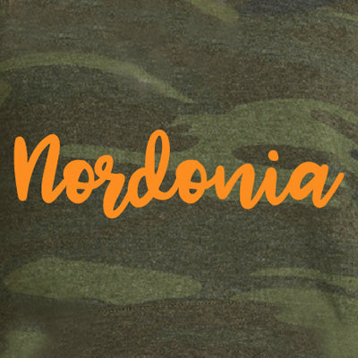 Nordonia - Ladies Camo Fashion Fleece