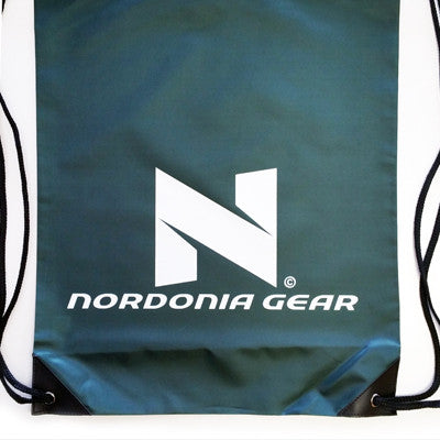 Nordonia Gear Nylon Drawstring Bag
