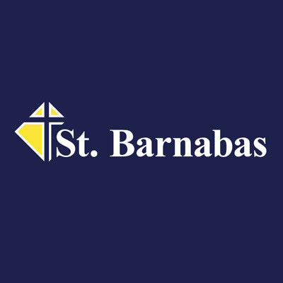 St. Barnabas Uniform - Crew Neck Sweatshirt - Navy