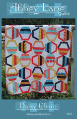 Daisy Chain Quilt Pattern by Abbey Lane Quilts