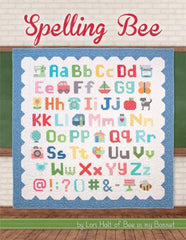 PRE-ORDER Spelling Bee Pattern Book by Lori Holt of Bee in My Bonnet