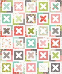 Tansy Quilt Pattern by Coriander Quilts