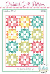 Orchard Quilt Pattern by Shannon Gillman Orr