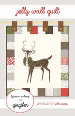 Jolly Wall Quilt by Jessee Maloney for Gingiber