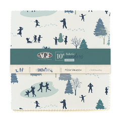 Snow Day FQ Fabric Wonders by Mister Domestic for Art Gallery Fabrics
