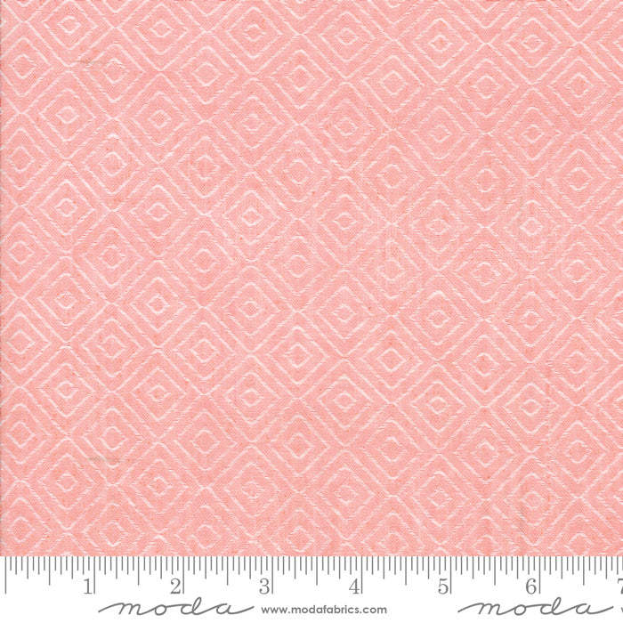 Bonnie & Camille Wovens Pink Diamond Yardage by Bonnie & Camille for Moda Fabrics