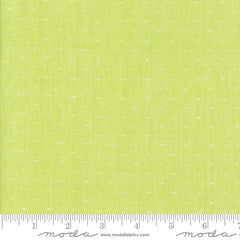 Bonnie & Camille Wovens Green Dot Yardage by Bonnie & Camille for Moda Fabrics