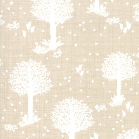 Wonder Linen Enchanted Forest Yardage by Kate & Birdie Paper Co. for Moda Fabrics