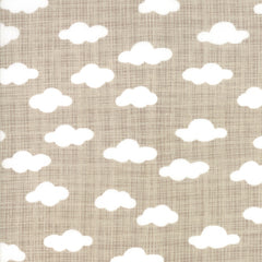 Wonder Pebble Clouds Yardage by Kate & Birdie Paper Co. for Moda Fabrics