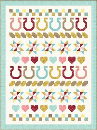 Giddy Up Quilt Pattern by Stacy Iest Hsu