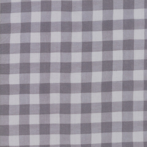 Land That I Love Warm Grey Farm Plaid Yardage by Deb Strain for Moda Fabrics