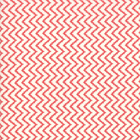 Christmas Figs II Snowflake Pomegranate Zigzag yardage by Fig Tree for Moda Fabrics